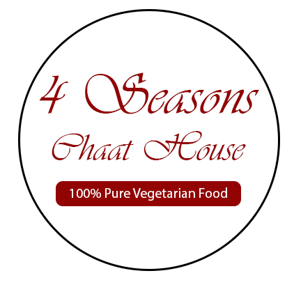 4 Seasons Chaat House Leicester Logo